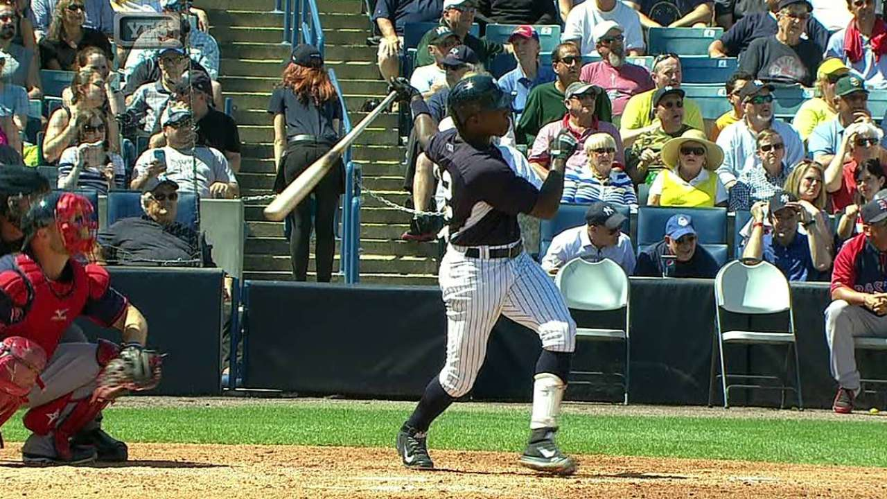 Swarm mentality: Soriano, Yankees pound Red Sox