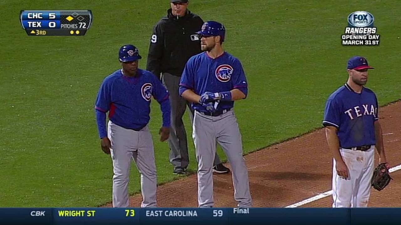 Cubs deal former first-round pick Jackson to D-backs