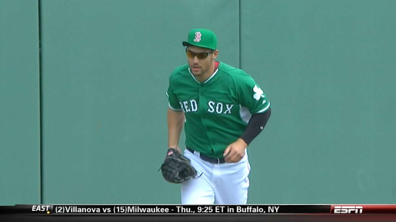 Red Sox have more to see from Sizemore