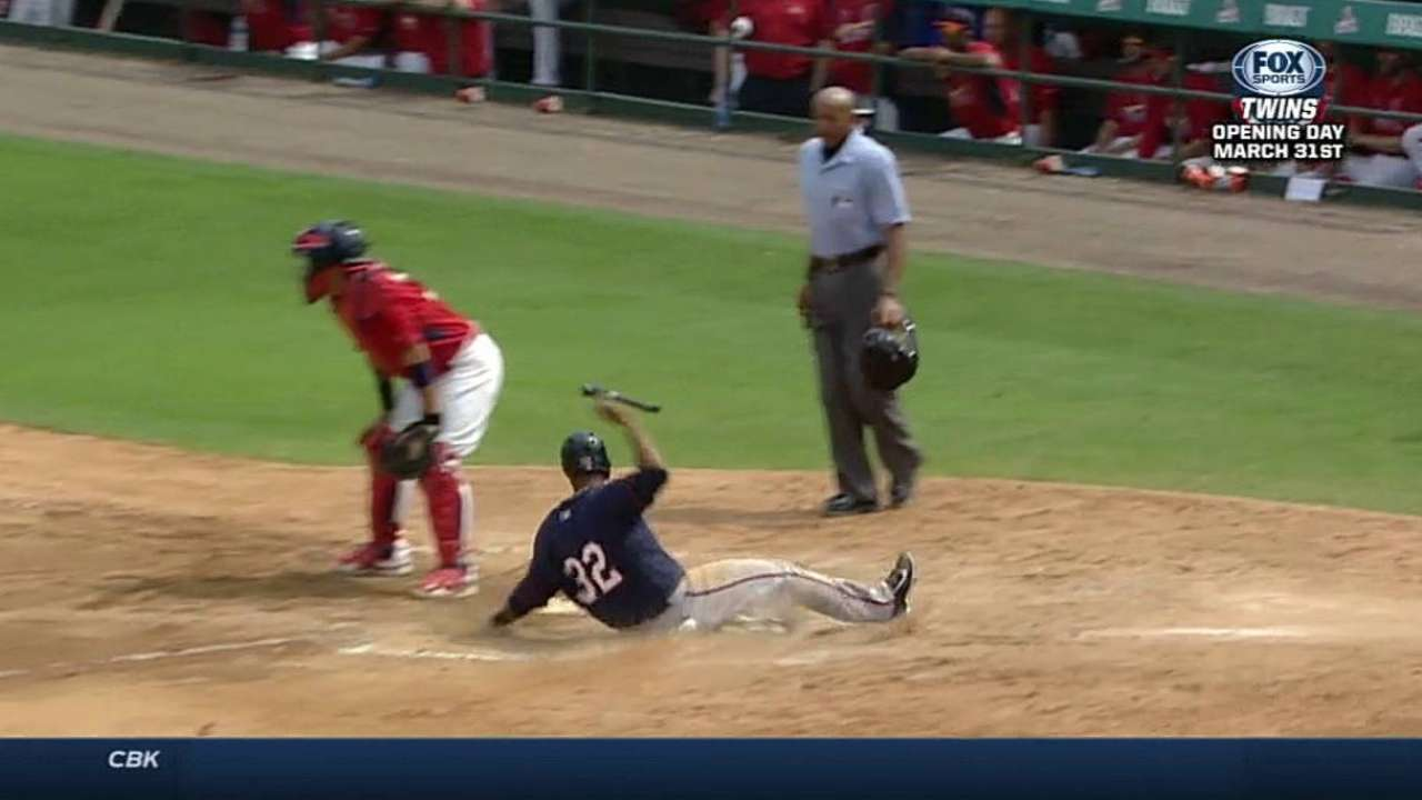 Solo shot only blemish on Gibson's line vs. Cards