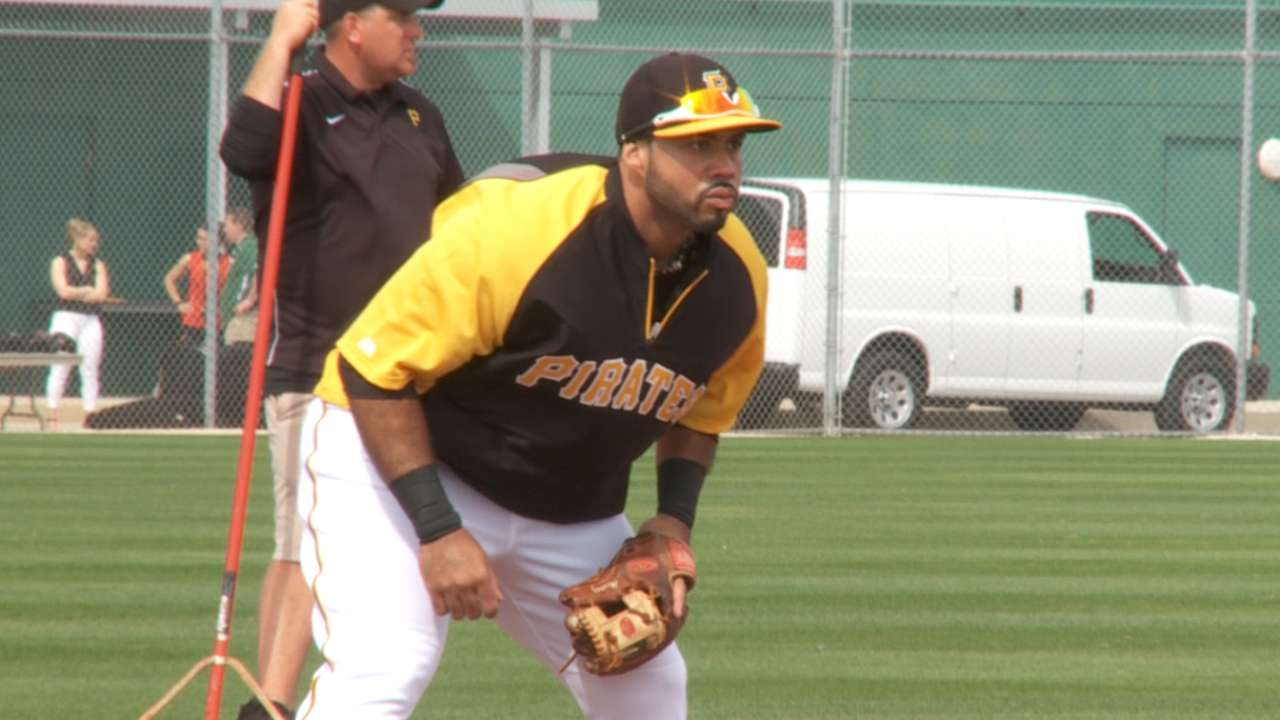Pirates focused on even 'bigger things' in 2014