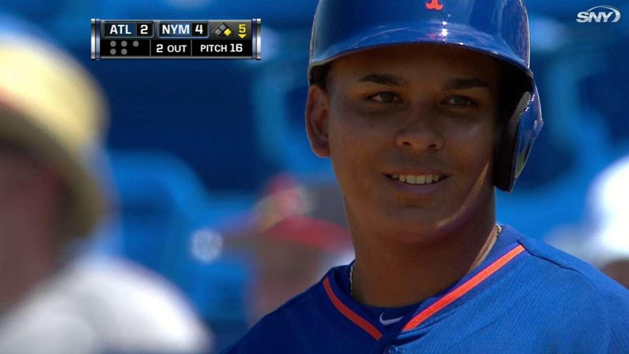 Tejada luce a la ofensiva y Mets vencen a Bravos