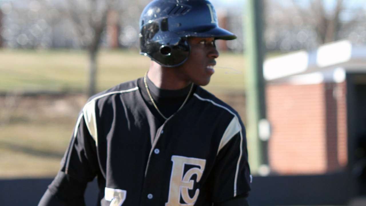 No. 3 prospect Anderson has fractured right wrist