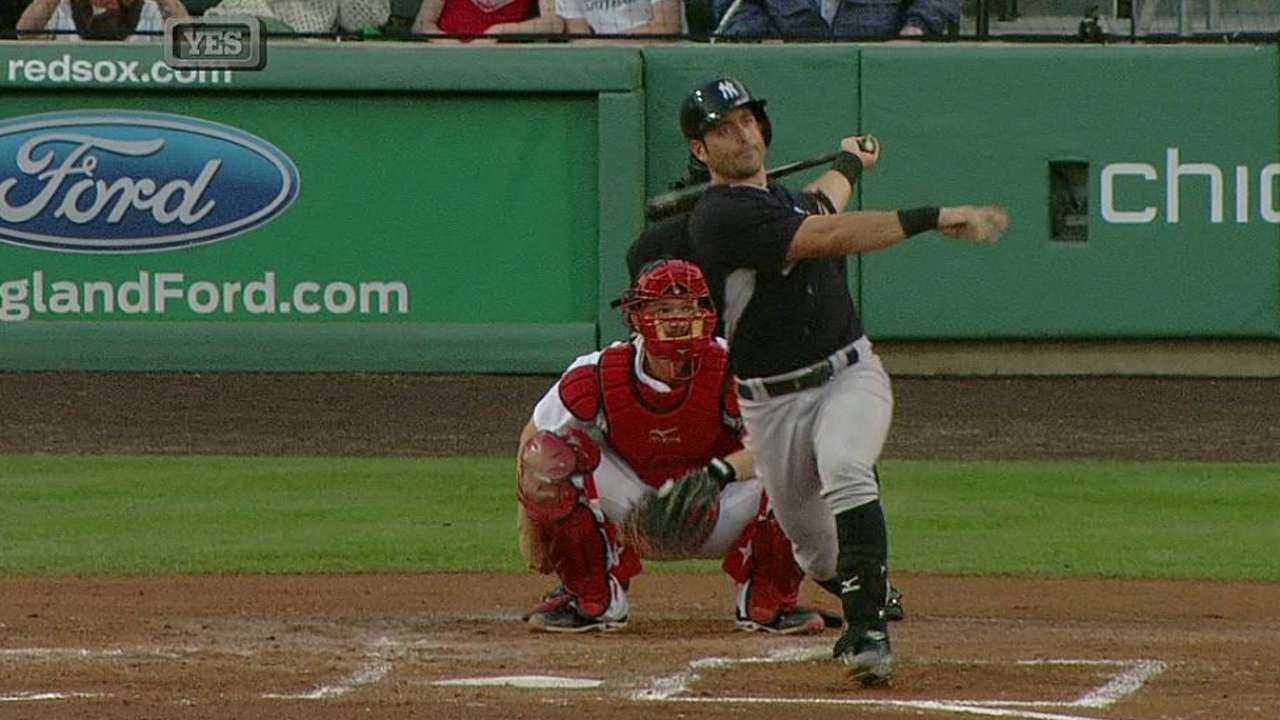 Primed to be backup, Cervelli a 'plus' for Yanks