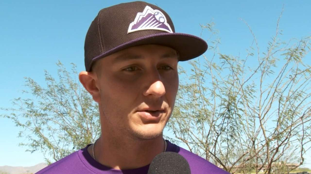 Rockies banking on health to bounce back this season