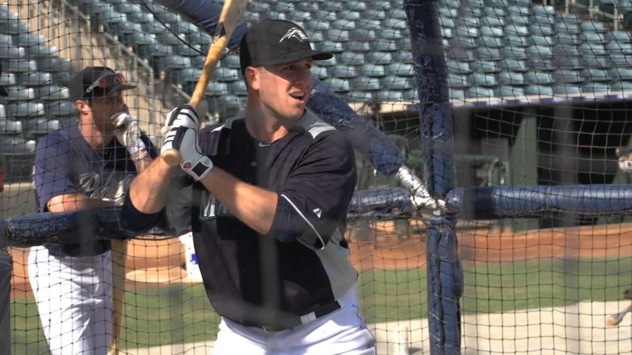 Mariners prospect Kivlehan launches two home runs
