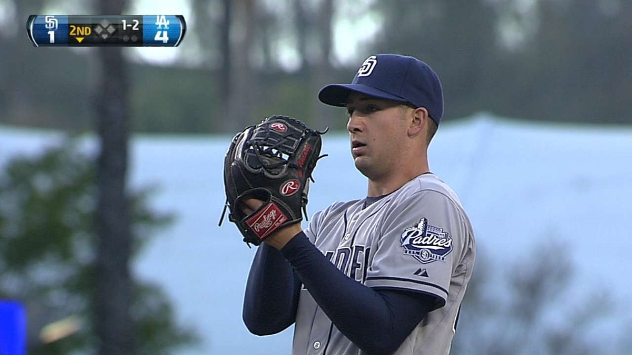 Wieland's elbow feels fine after catch session