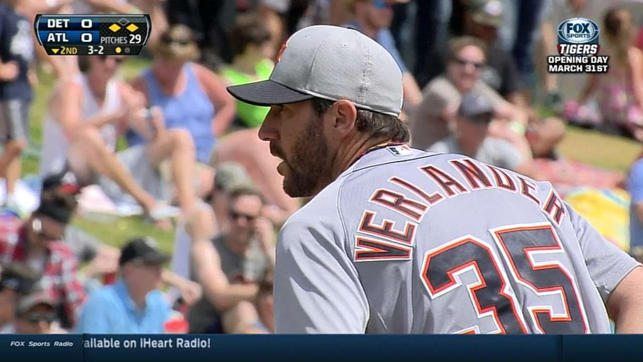 Latest Grapefruit tuneup a grind for Verlander