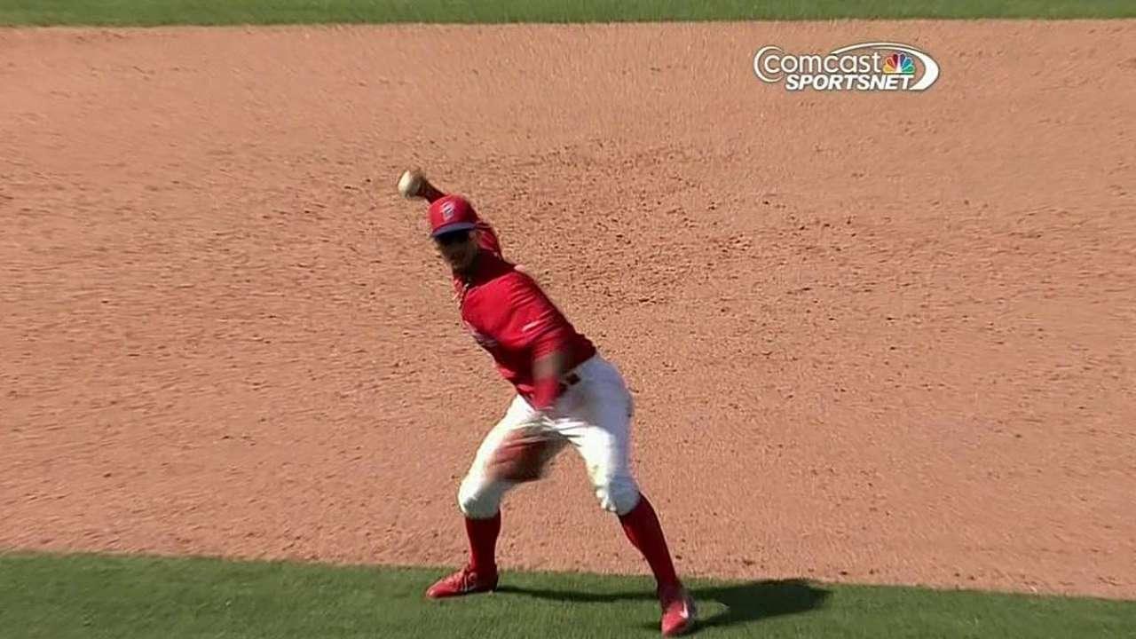 Phillies promote Cedeno, designate Jimenez