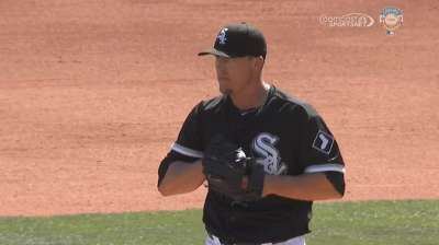 White Sox still undecided on who will be closer