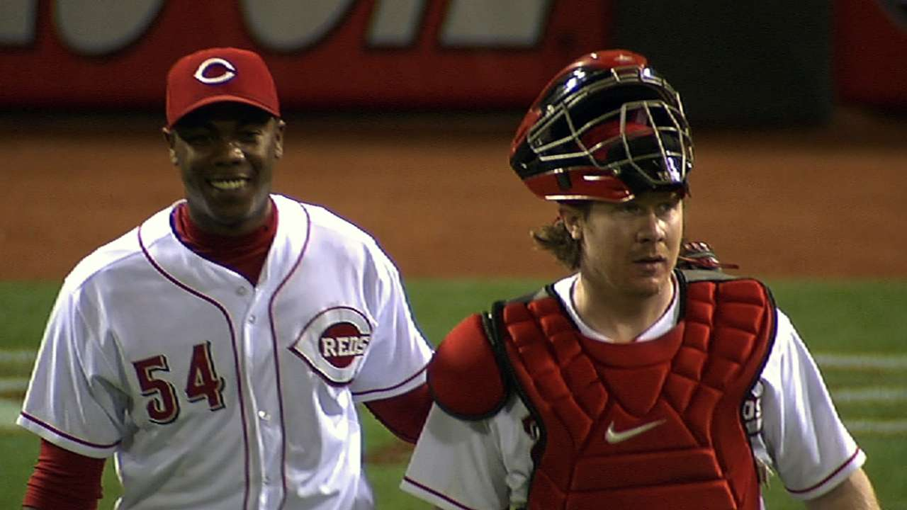 Reds' bullpen deep even with Broxton, Marshall injuries