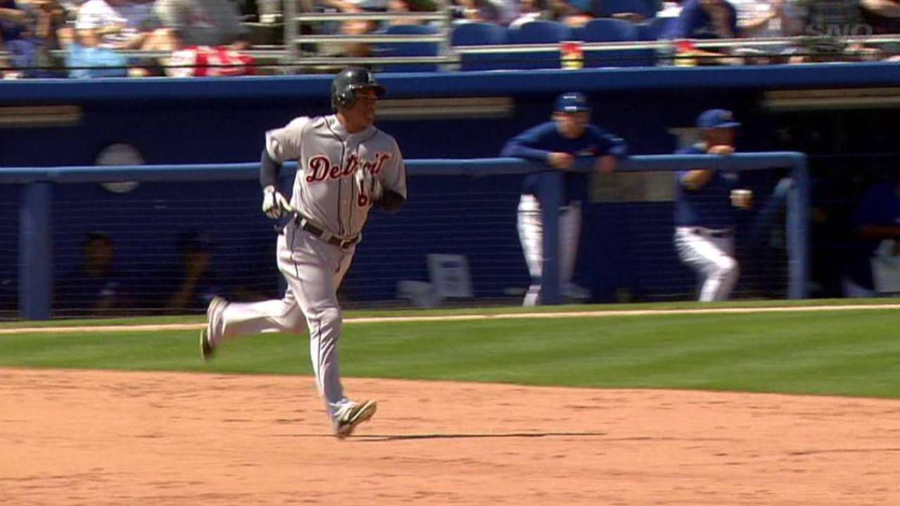 Miggy, Carrera fuel four-run frame in loss to Jays