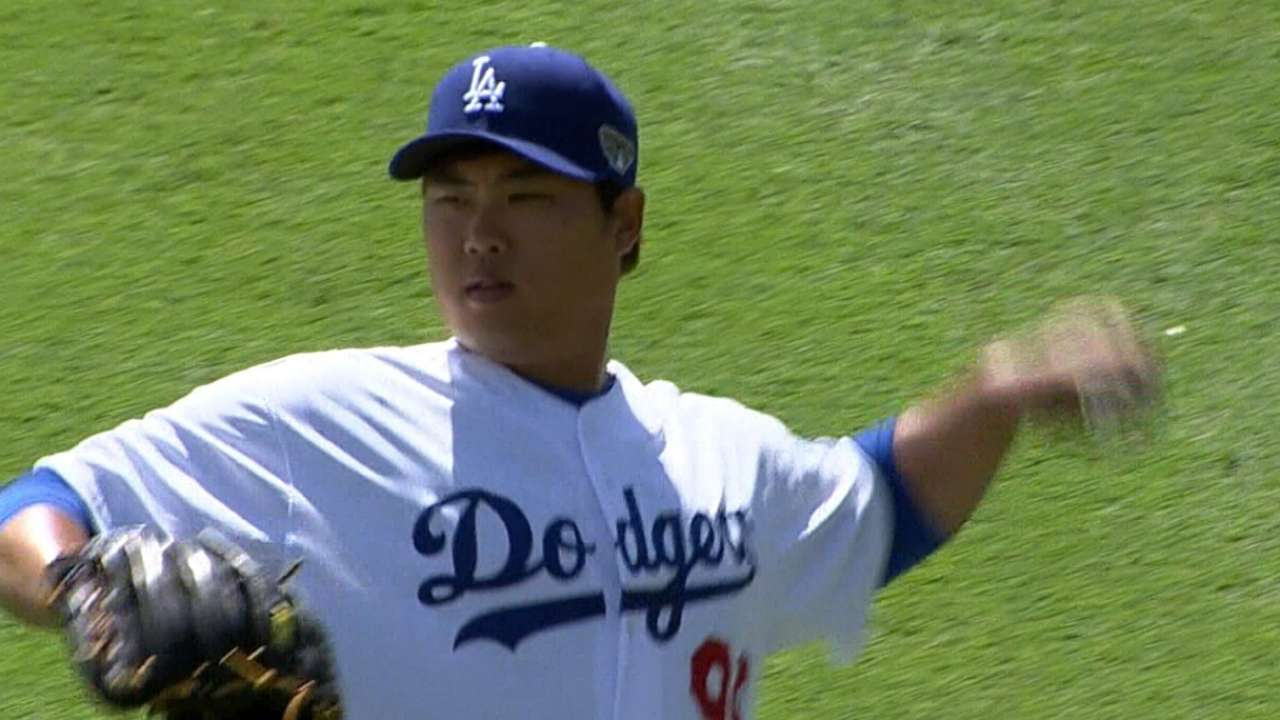 Ryu gets green light for Opening Night