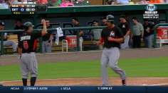 Stanton, Mathis power Marlins over Tigers