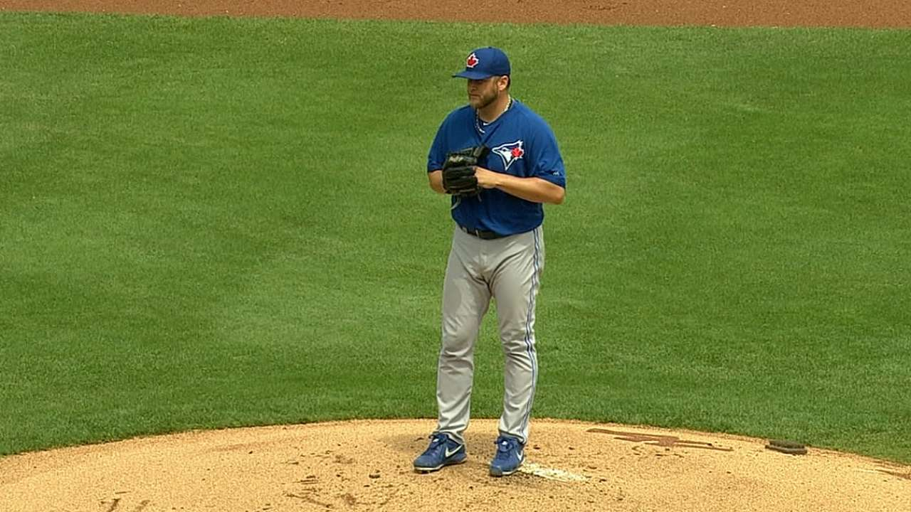 Veteran workhorse Buehrle has been in fine form