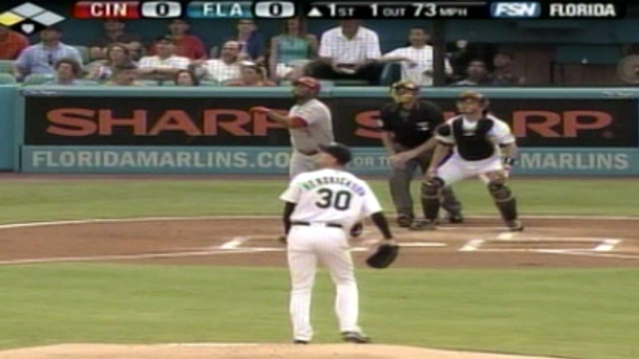 Griffey hits No. 600