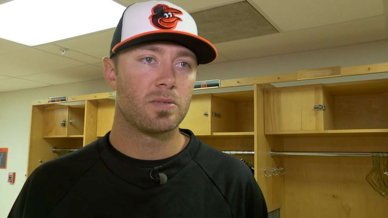 Wieters, Tillman reflect on Norfolk experiences