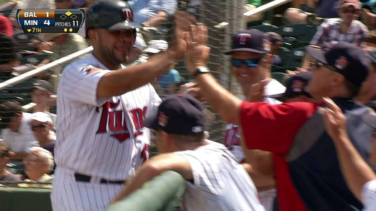 Colabello follows heart, finds place in big leagues