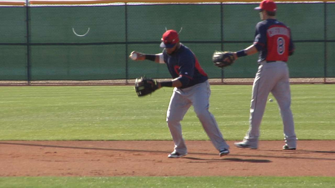 Chisenhall to back up at third, play mulitple roles