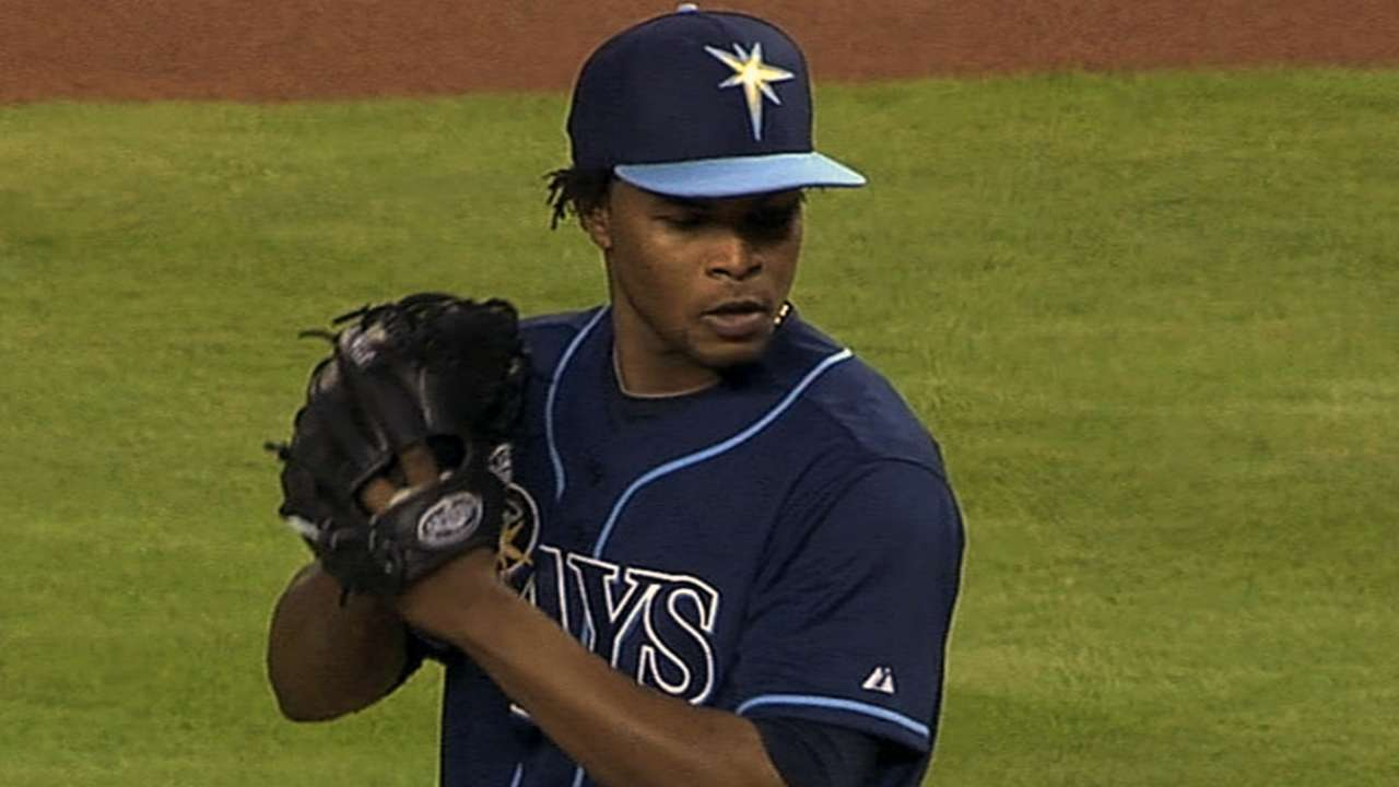 Rays prospect Colome suspended 50 games