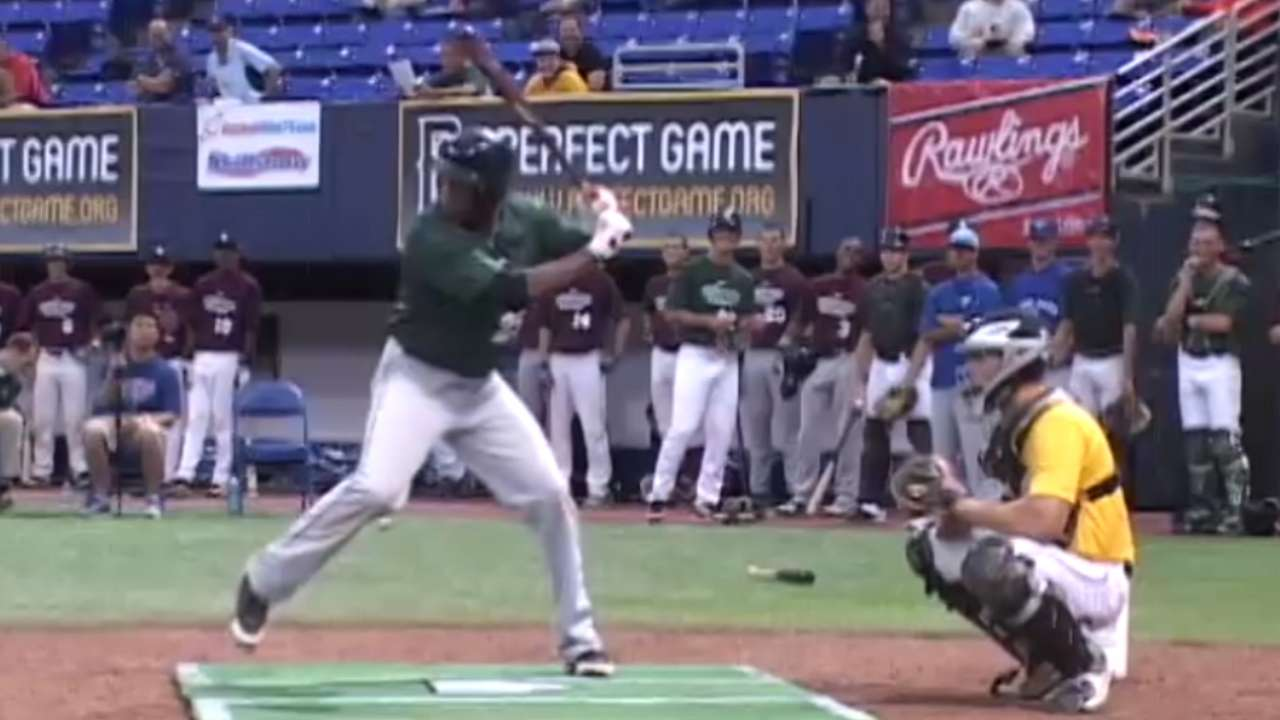 Williams collects three hits for Ospreys