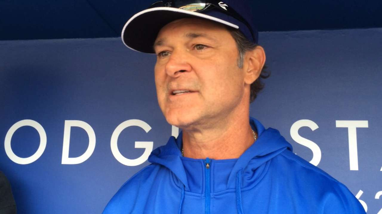 Mattingly meets with Puig to clear the air