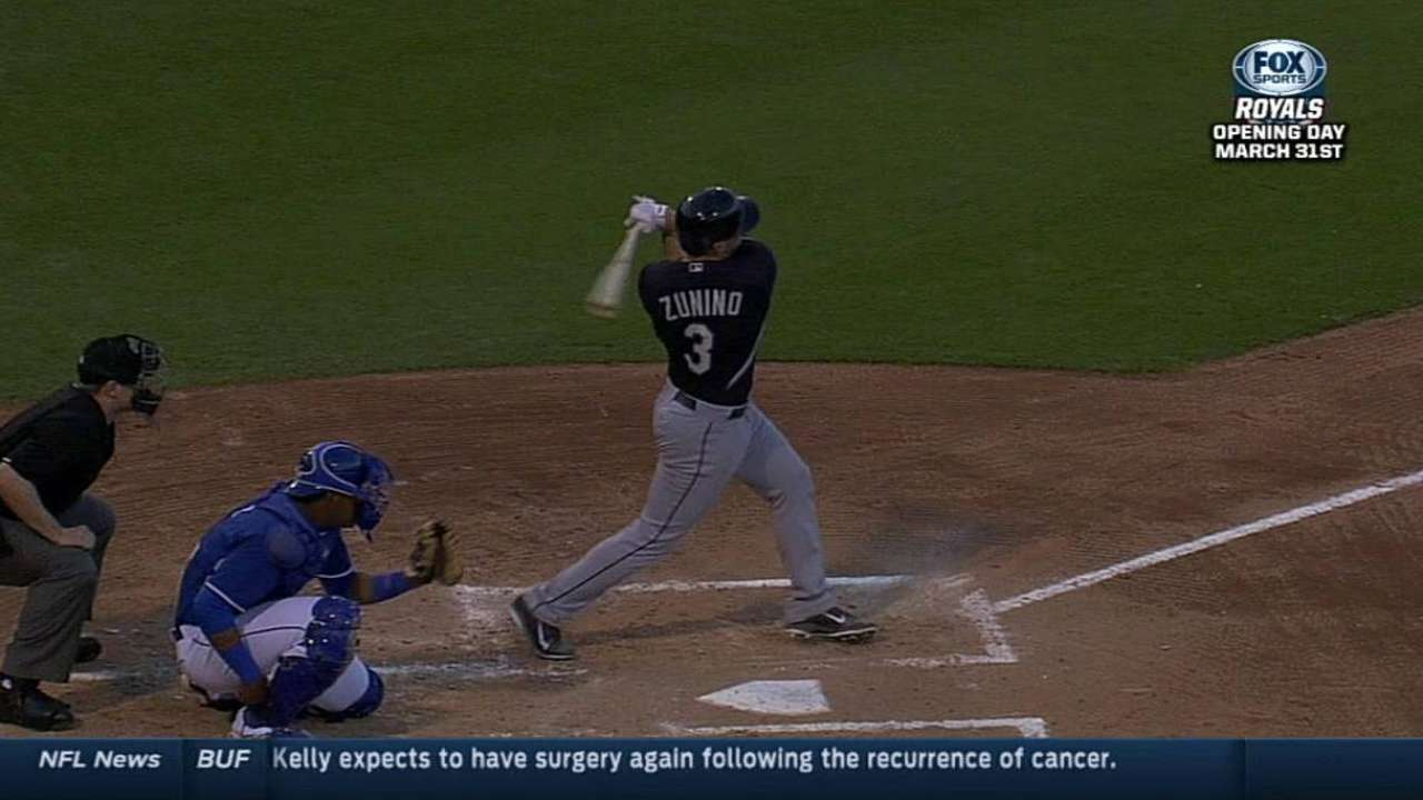 Felix fans six in final Opening Day tuneup