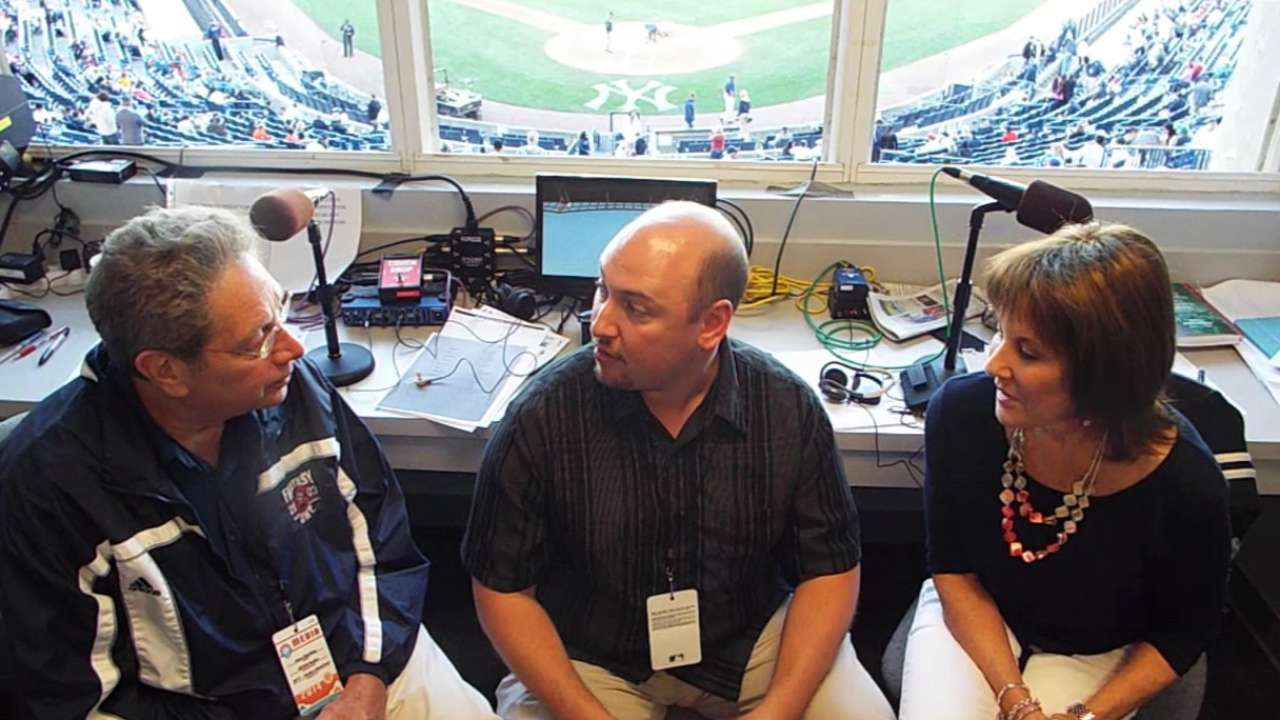 Sterling, Waldman weigh in on all things Yankees