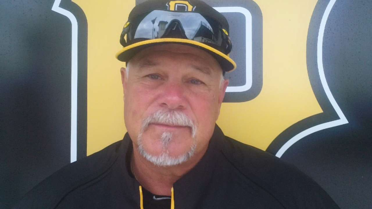 Hurdle, Searage remain confident in starting pitchers