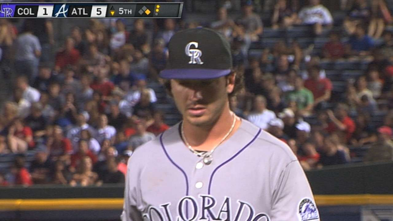 Bettis brings two-seamer back to the Majors