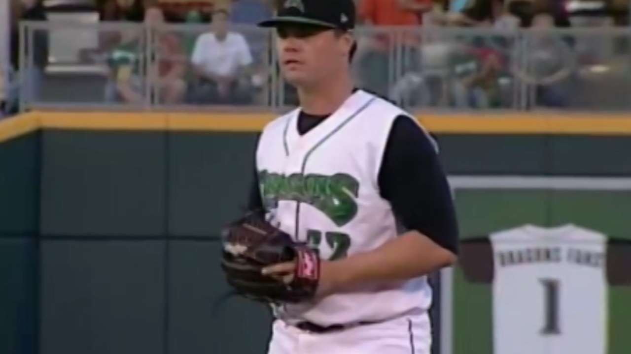 Travieso turning heads early in Spring Training