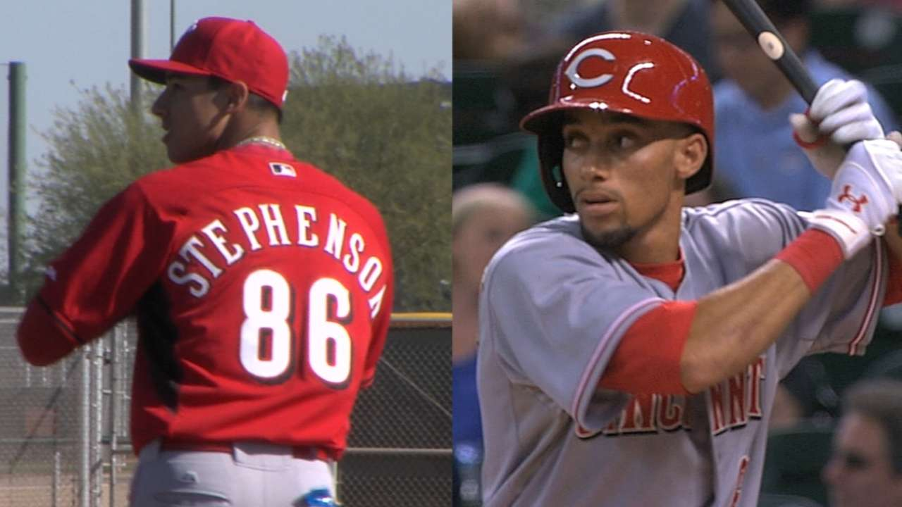 Top Reds prospects bring plenty of promise