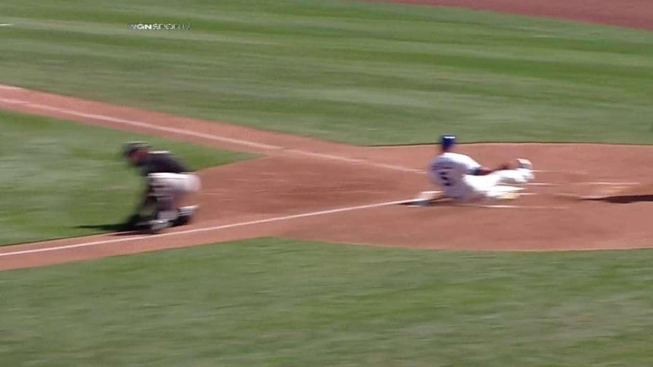 Wood luce en la loma y Cubs vencen a White Sox