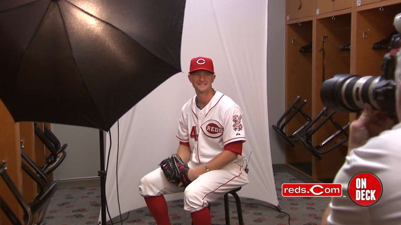 Reds facing roster decisions over weekend