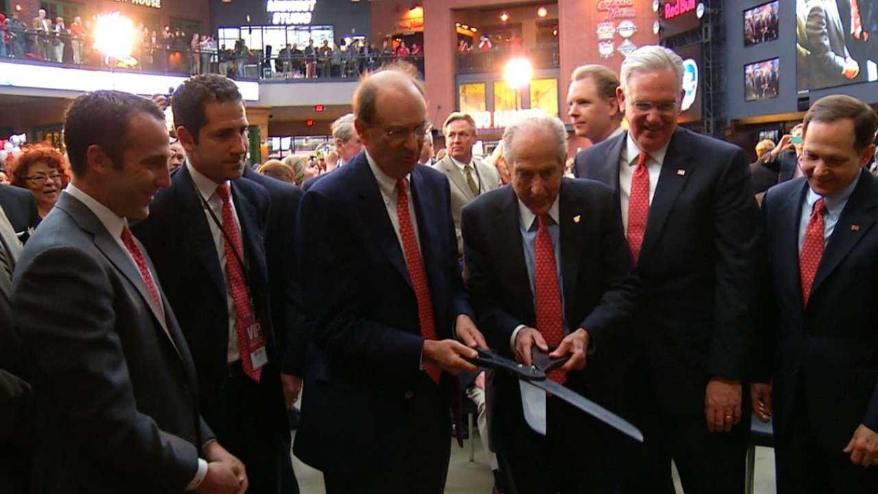 Ballpark Village at Busch a smashing success