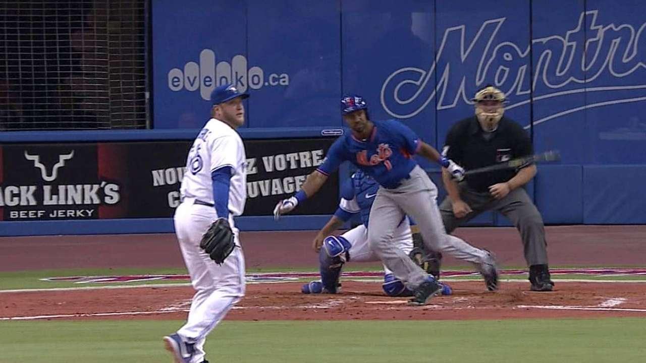 Relevo falla y Mets caen en la 9na ante Azulejos