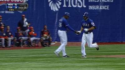 With an eye on Beltre, Rangers call up Kouzmanoff