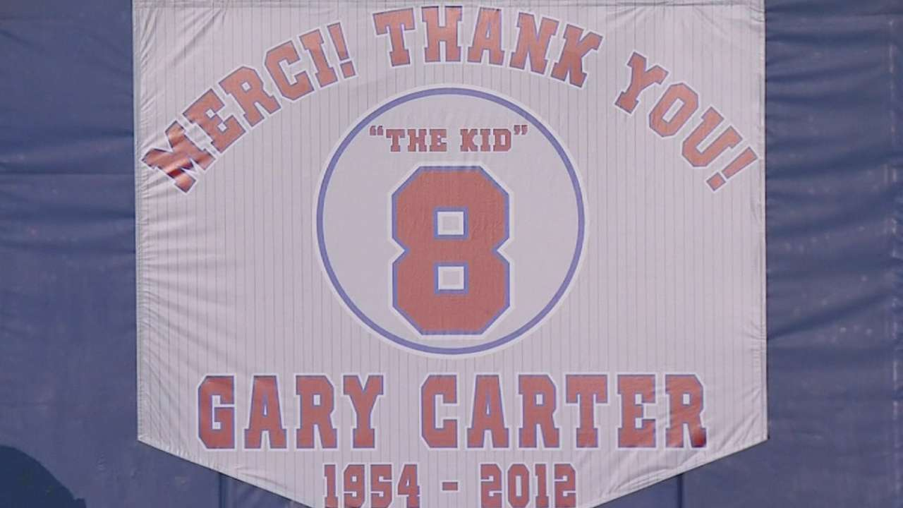 Montreal pays loving tribute to Carter