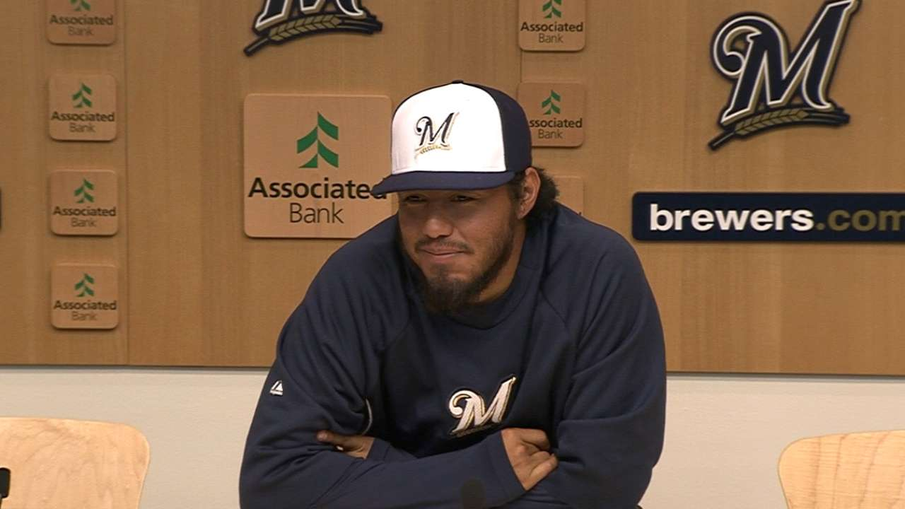 Segura avoids DL, to start in Brewers' opener