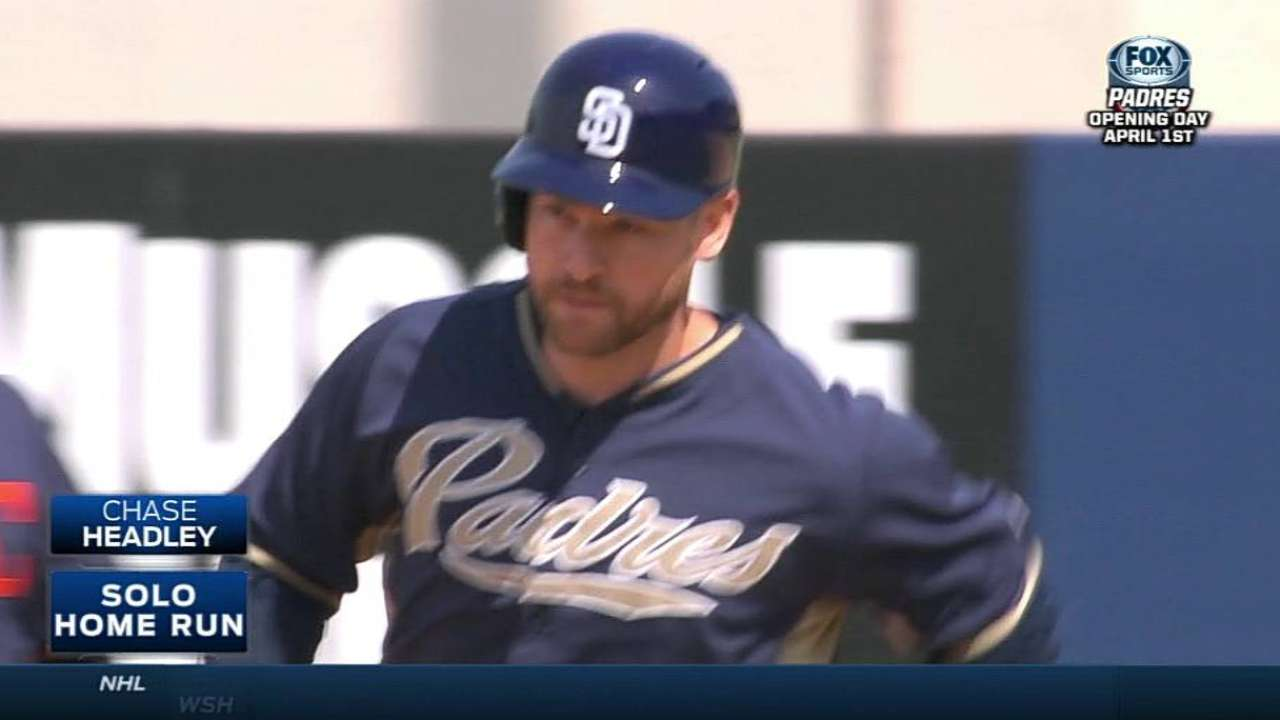 Bats connect behind Stults in spring finale