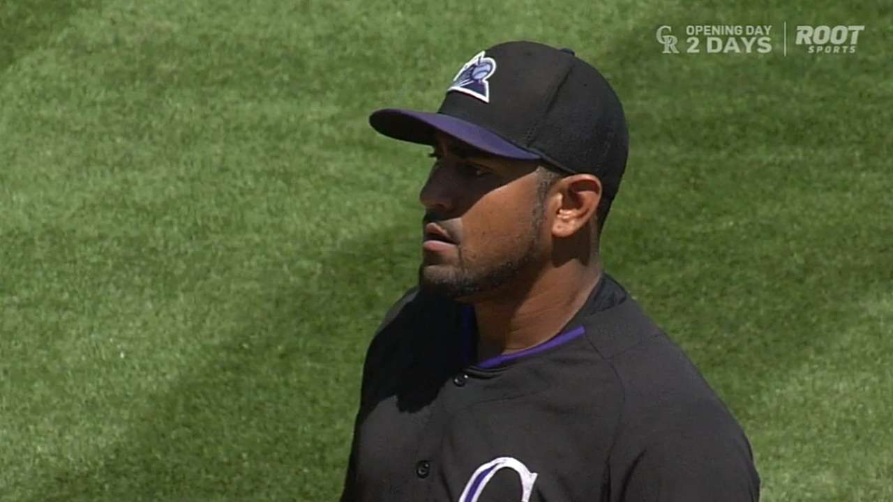Morales strikes out five in final Cactus League game