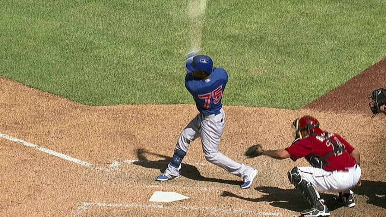 Prospect Alcantara impressing at Triple-A