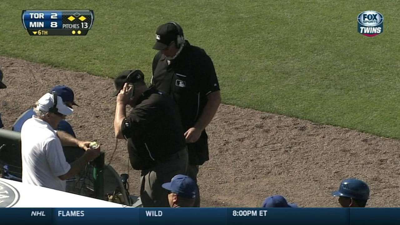 Expanded replay a welcome change for baseball