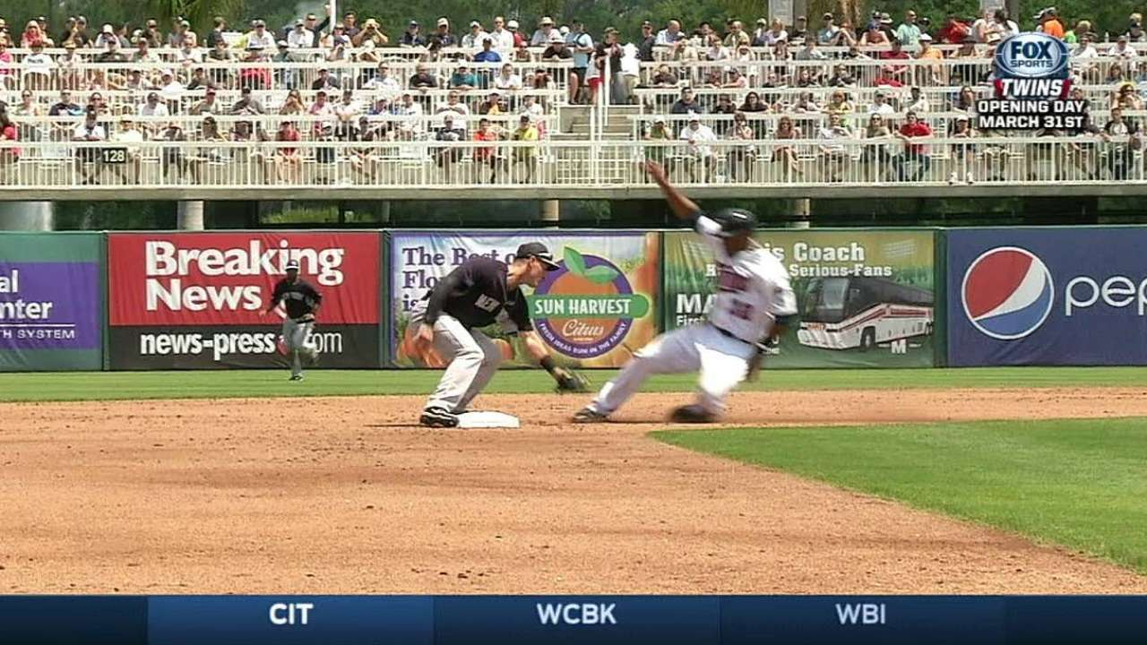 Yanks win their first replay challenge this spring