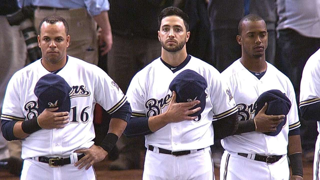 Brewers owner Attanasio's father passes away