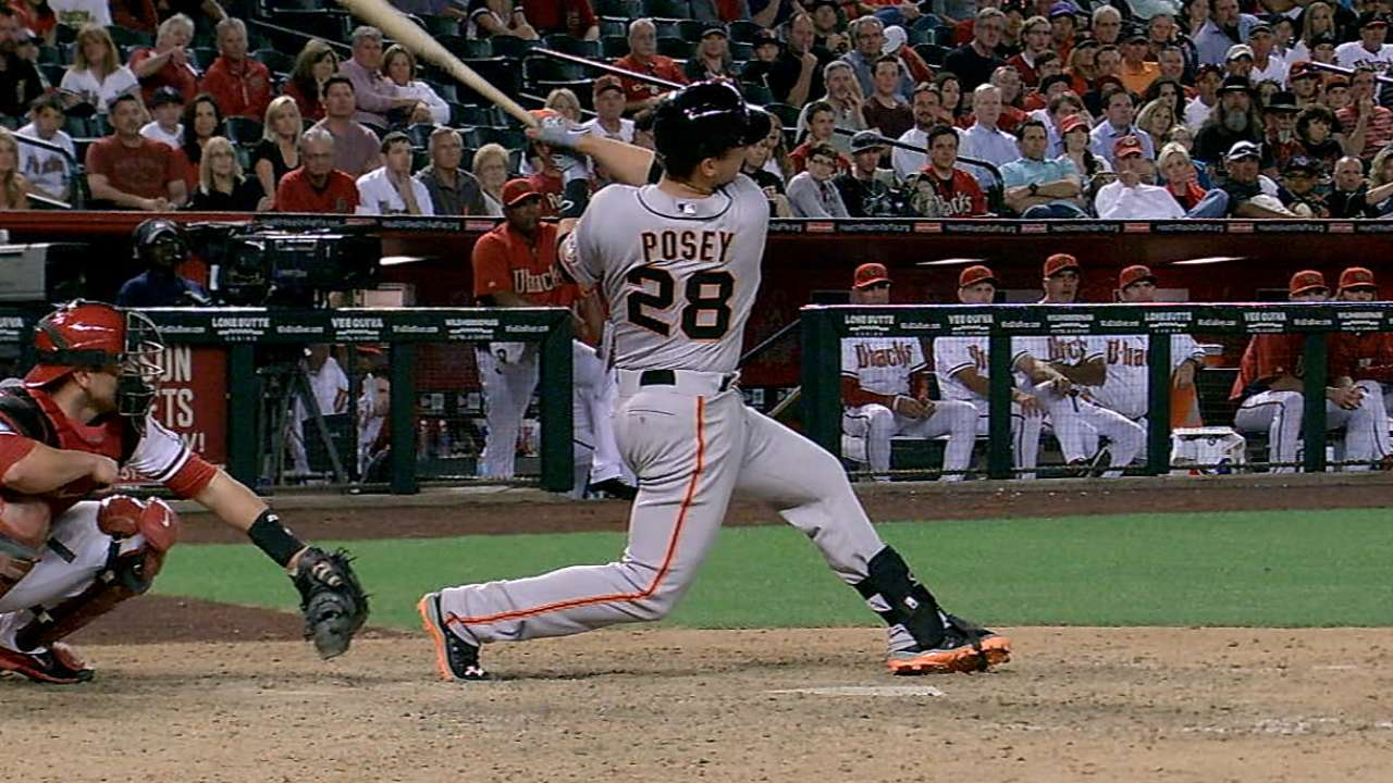 Giants complete comeback with Posey's shot