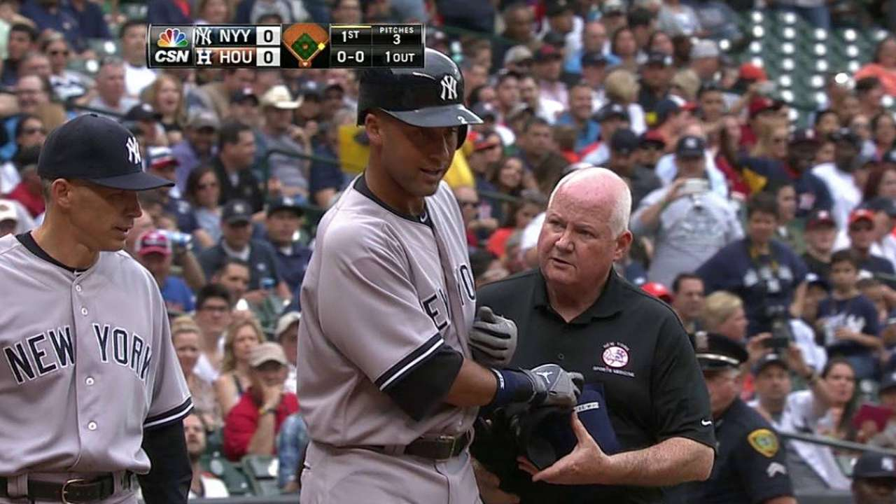 Season's first inning sets wrong tone for CC, Yanks