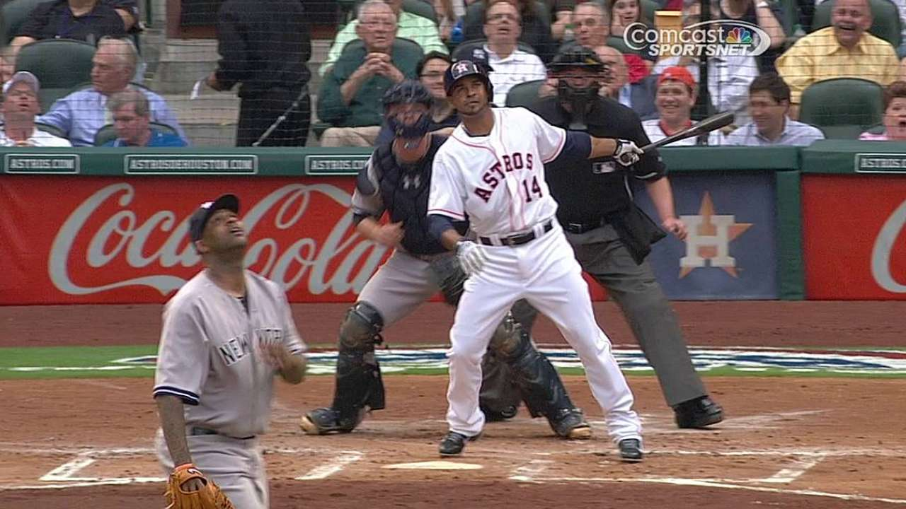 High-energy Astros offer glimpse of future