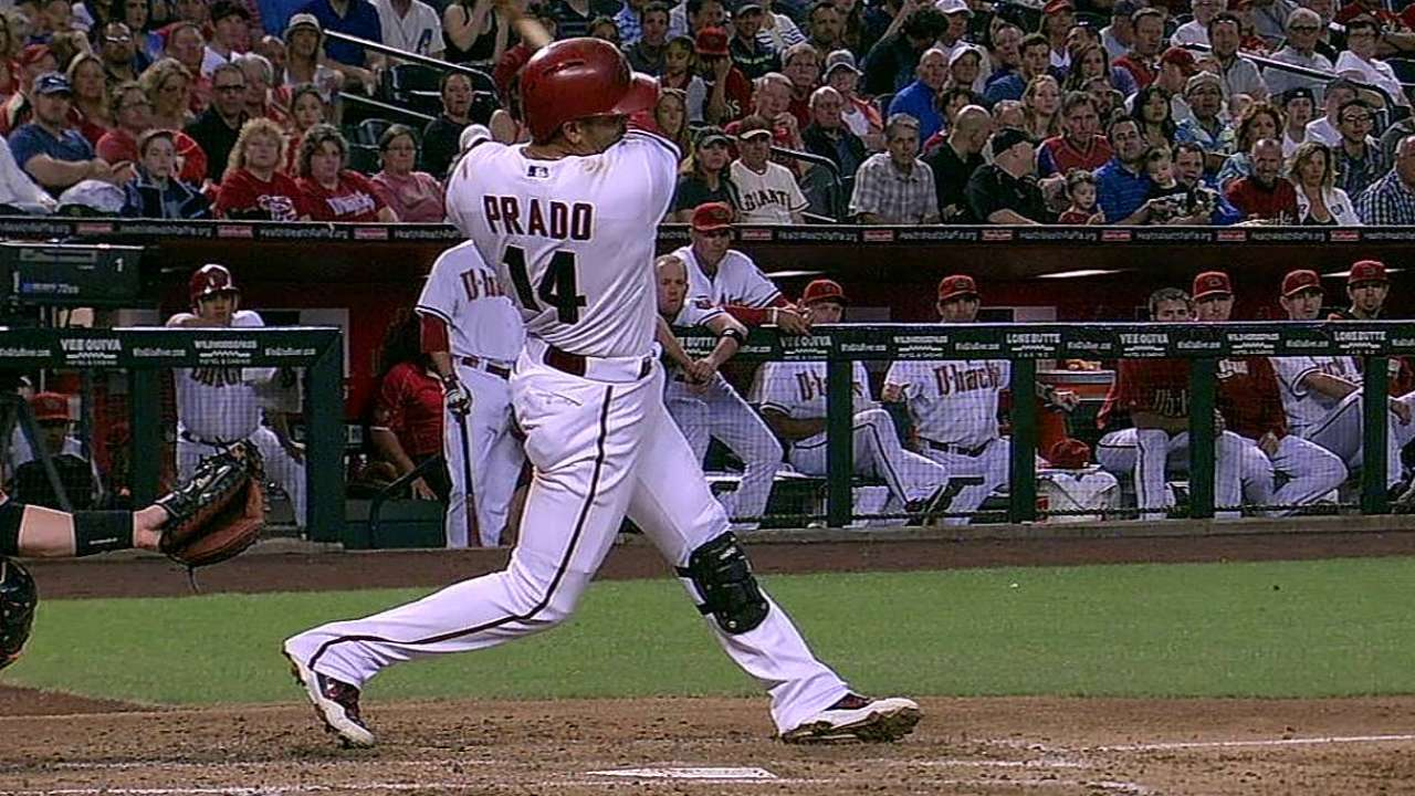 D-backs arman rally y salen airosos contra Gigantes