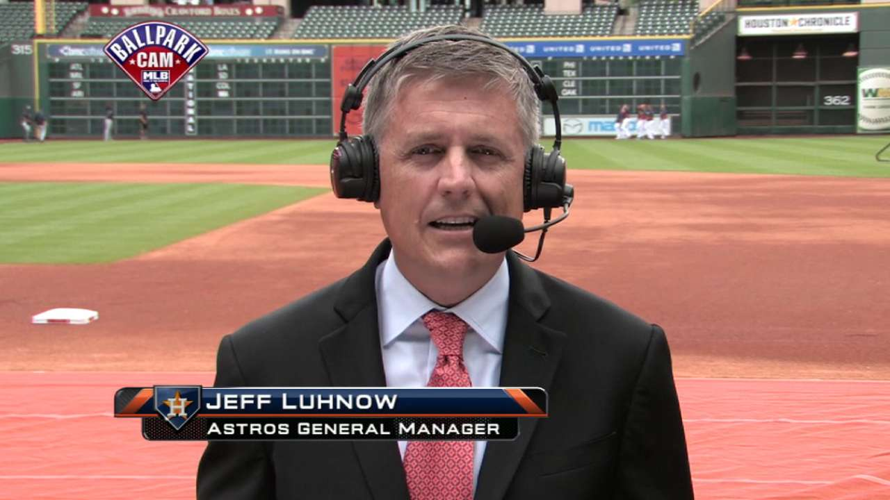 Astros have top pool for international signings